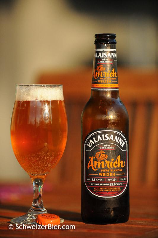 Valaisanne - Ämrich - Bière Blanche - Weizen