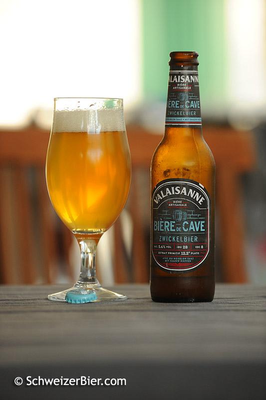 Valaisanne - Bière de Cave - Zwickelbier