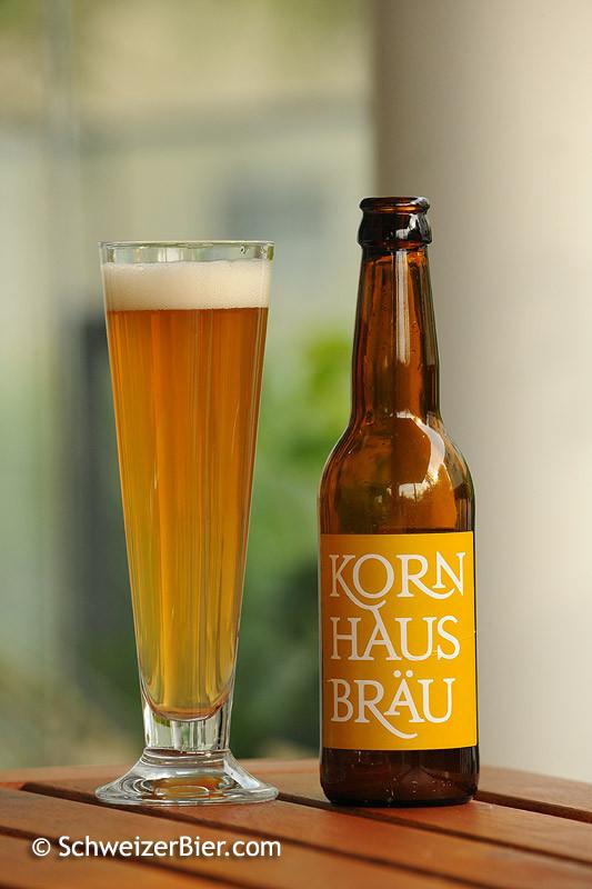 Kornhaus Bräu - Das Honig