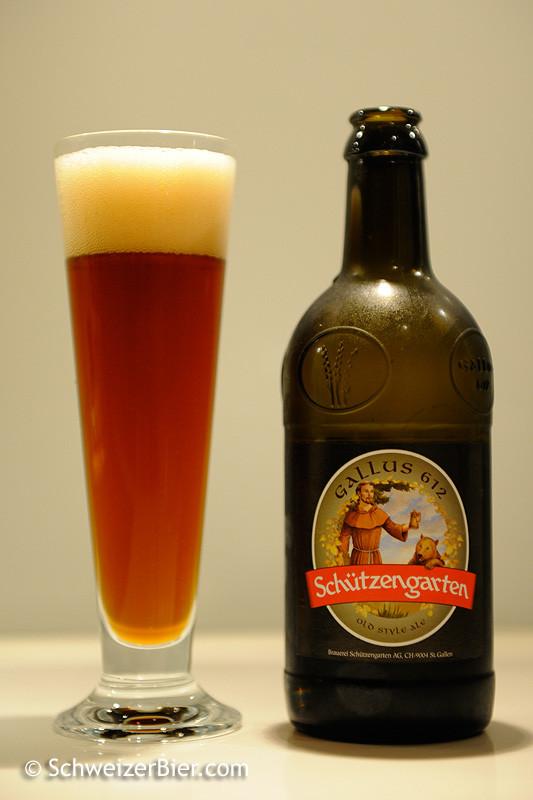 Schützengarten Gallus 612 - old style ale