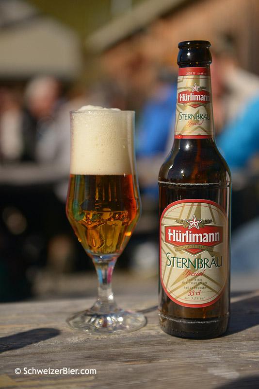 Sternbräu Spezial - Hürlimann