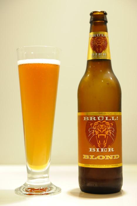 Brüll Bier Blond Tagelswangen