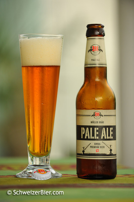 Müller Bräu - Pale Ale