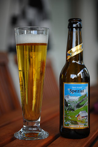 Appenzeller Säntis Kristall Spezial