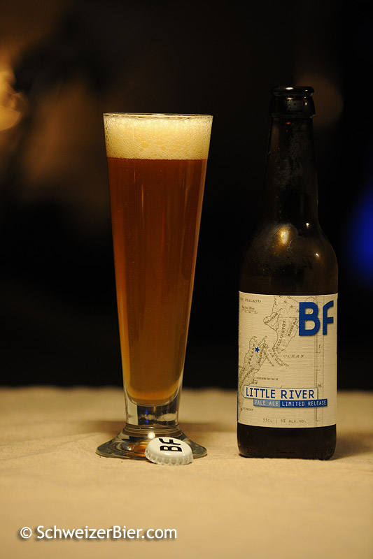 Little River - Pale Ale - Limited Release - Bier Factory