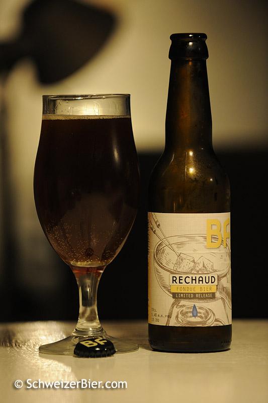 Rechaud Fondue Bier - Limited Release - Bier Factory