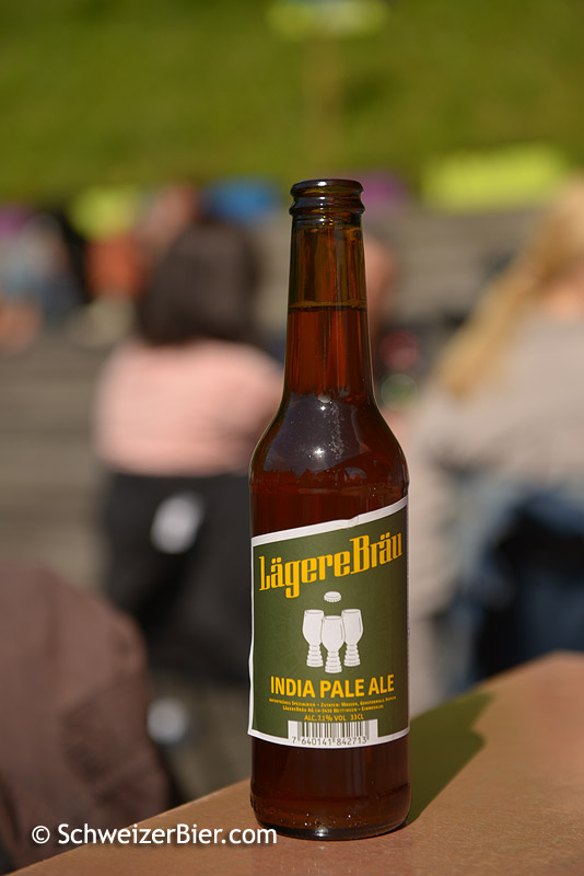 India Pale Ale - Lägere Bräu
