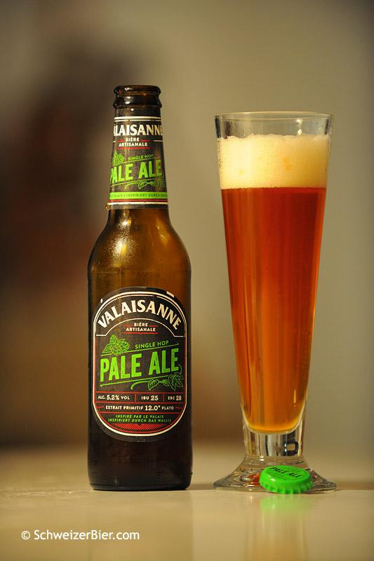 Pale Ale - Valaisanne