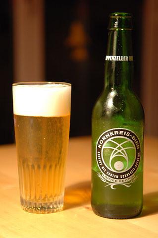 Appenzeller Kornkreis Bier - Limitiert