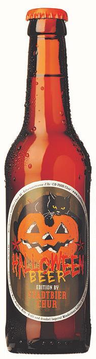 Stadtbier Chur - Halloween Beer