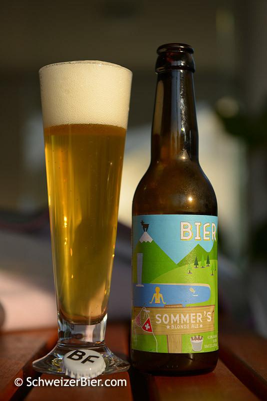 Bier Factory - Sommer's - Blonde Ale
