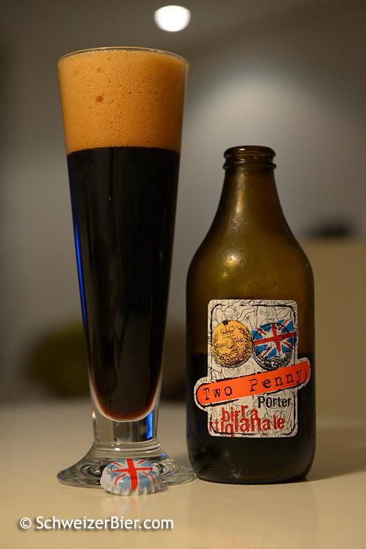 Bad Attitude - Birra Artigianale - Two Penny Porter