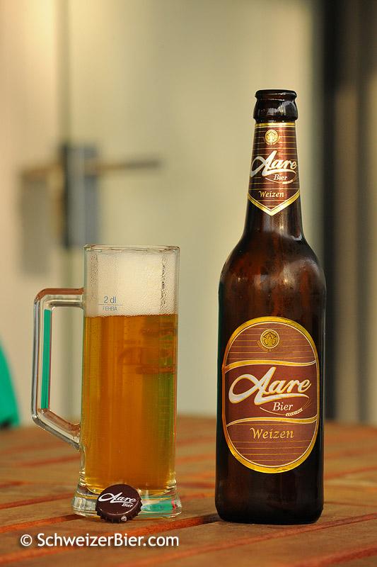 Aare Bier - Weizen