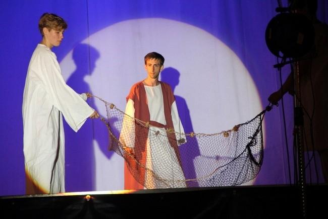 La représentation (l'appel des apôtres) - Rybnic