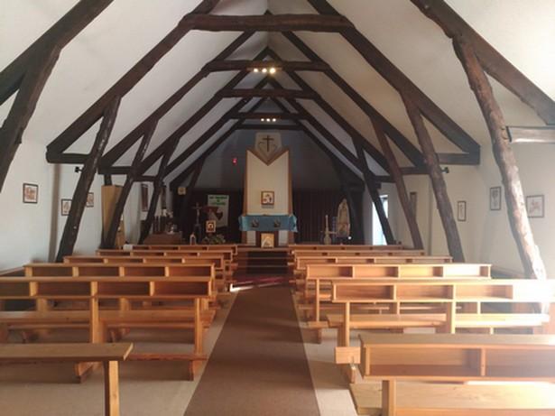 Salvagnac : la chapelle