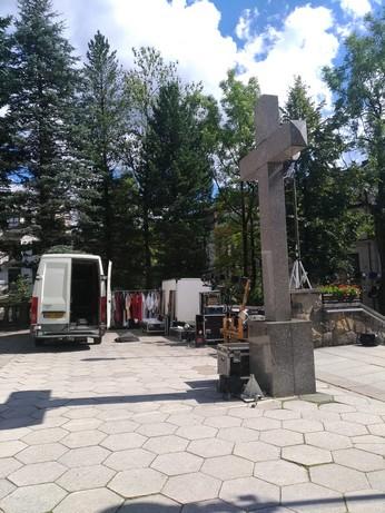 Les coulisses - Zakopane