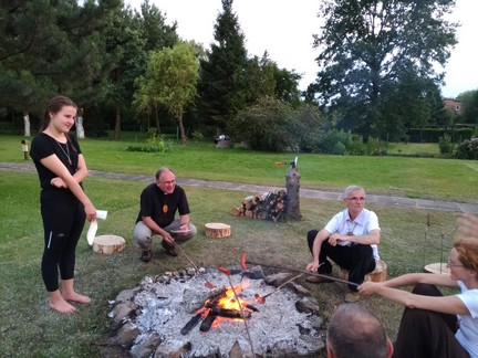 Soirée chez Marta : barbecue version polonaise