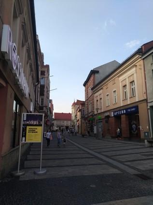 Dans les rue de Rybnic