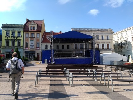 Le podium - Rybnic