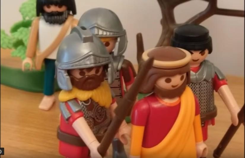 L'arrestation - Jésus est arrêté