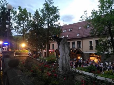 La représentation - Zakopane