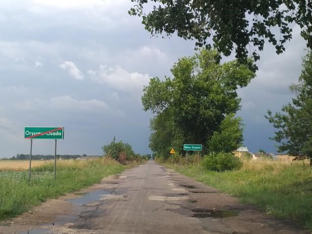 Les routes en Pologne