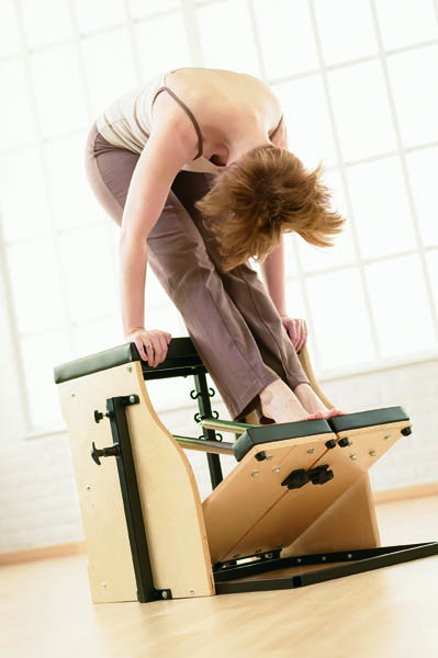 Formation Pilates Chaise Avancée