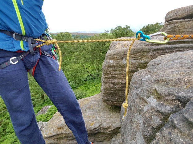 Personal anchoring devices: The best way to look like a total beginner?