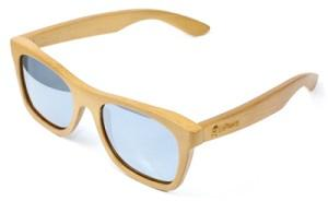 Bamboo Glasses LePirate Natural Sunset