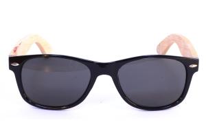 Polarizēti bambusa brilles LePirate