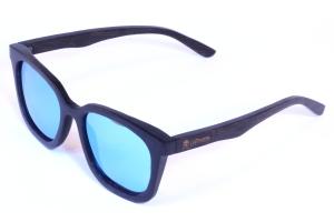 النظارات المستقطبة من الخيزران المرأة