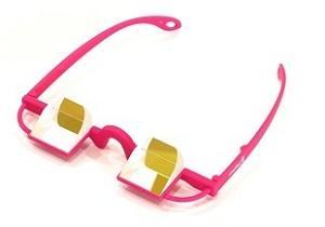 occhiali prismatici da sicura arrampicata lepirate