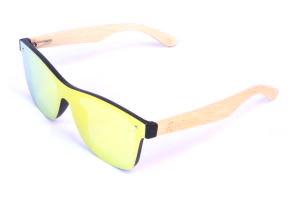 bambusové okuliare