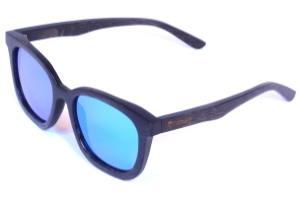lunettes de bambou polarisées femme LePirate