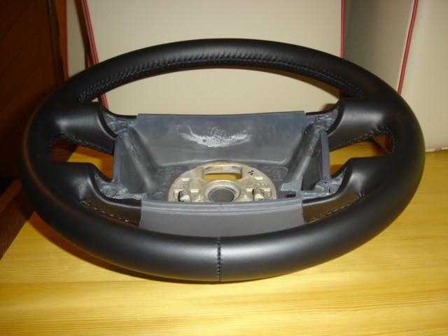 Volkwagen Touareg Volant sur mesure en cuir