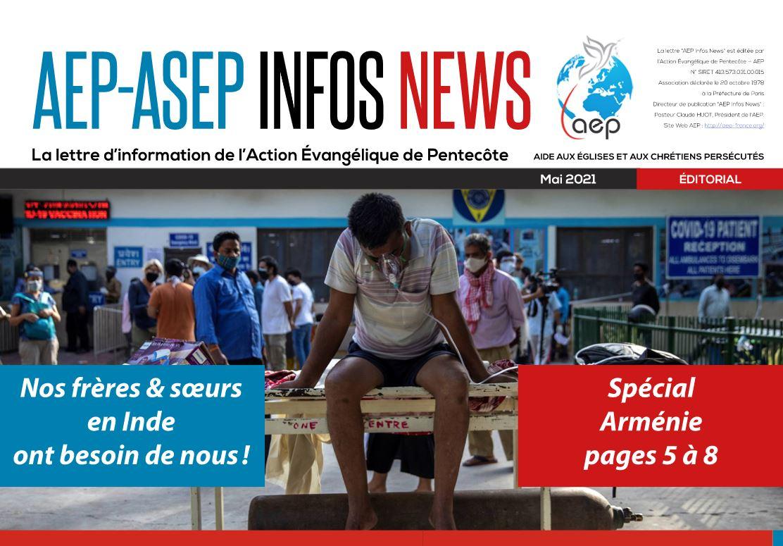 AEP-ASEP Infos News – 05/2021