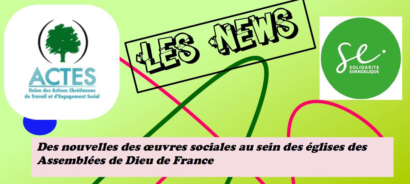 Lettre de nouvelles Union des Actes & SE