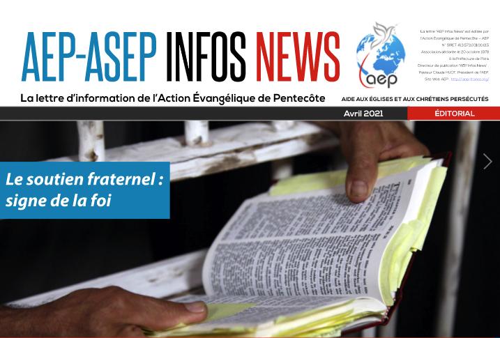 AEP-ASEP Infos News – 04/2021