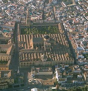 Cordoba Mezquita, Foto: Wikipedia