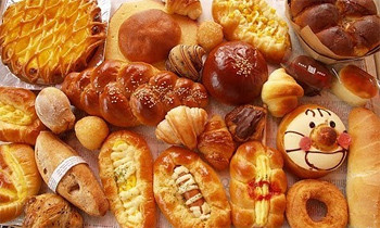 モンブランのパン