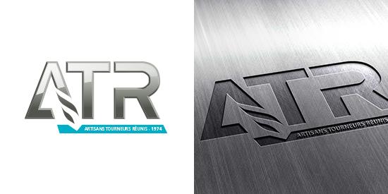 Logo ATR - Artisans Tourneurs Reunis