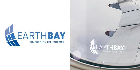 Logo EarthBay - Start-up dans le domaine aéronautique
