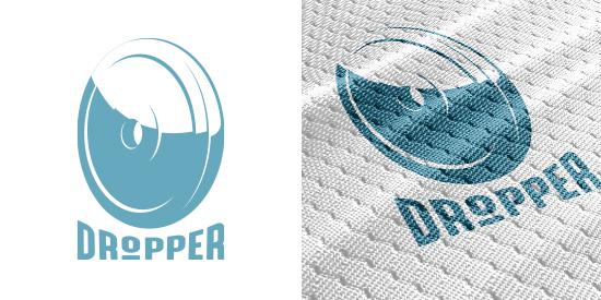 Logo Dropper - Vêtements sportswear & fitness