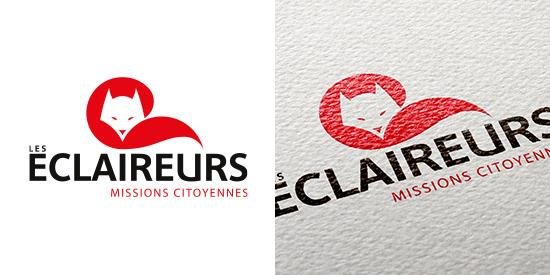 Logo Les Éclaireurs
