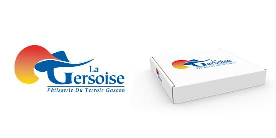 Logo La Gersoise - Patisserie Gasconne