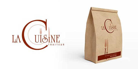 Logo La Cuisine Traiteur