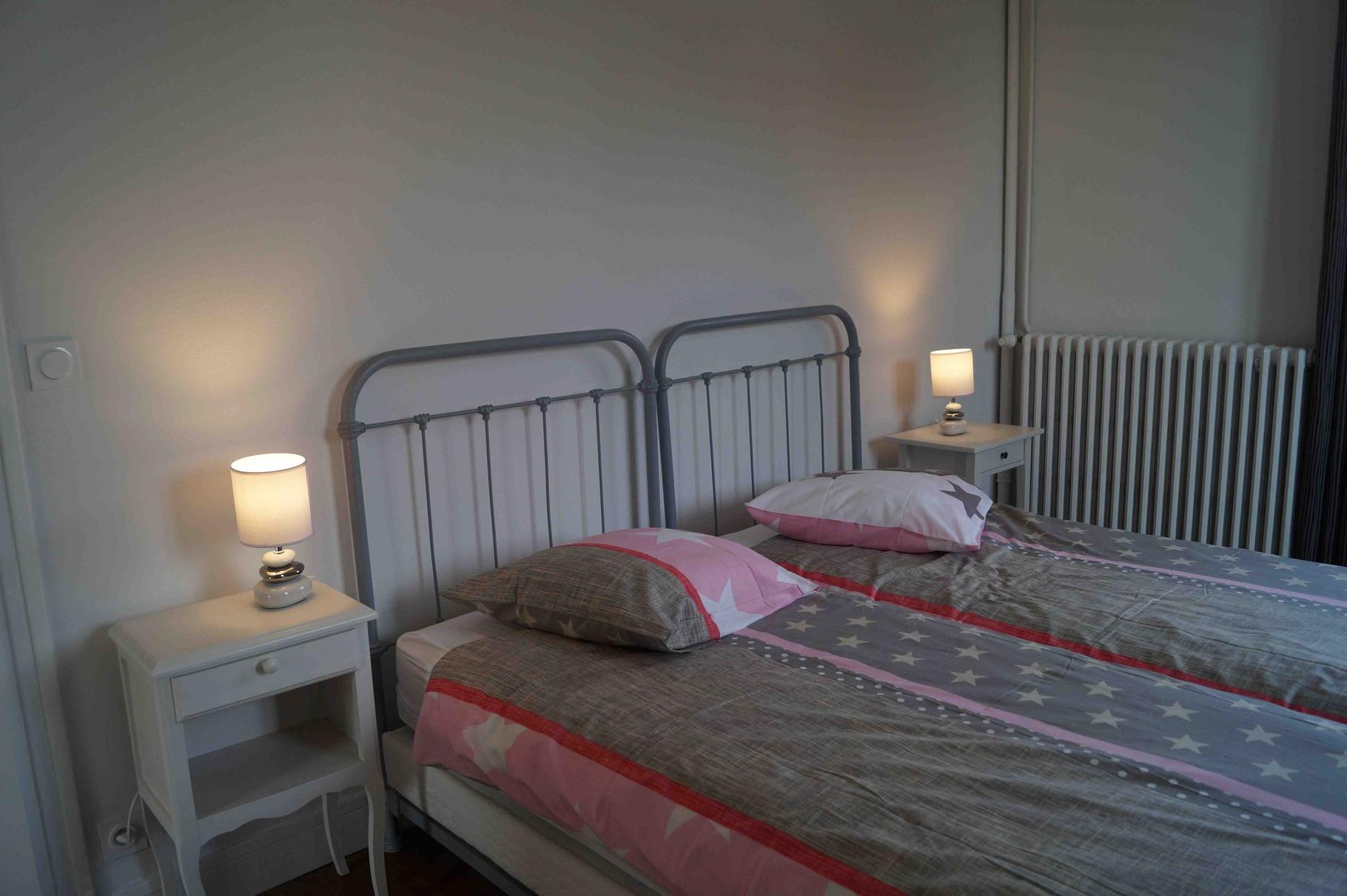 Suite parentale-chambre 6