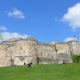 CAEN - Le chateau ducal - 11 km