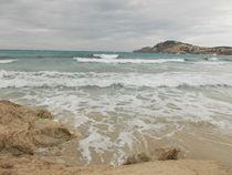 Strand aud Mallorca Wasser Meer