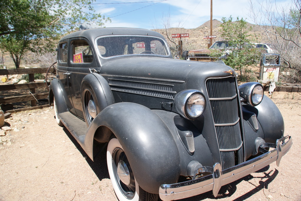 1935er Dodge Sedan